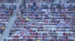 NASCAR fans take in high-octane thrills at Las Vegas speedway [Video]