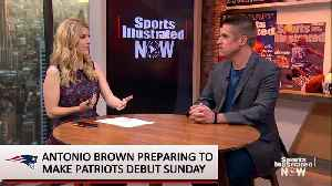 NFL Player Antonio Brown Loses Helmet Endorsement; Patriots Will Allow Him To Play [Video]