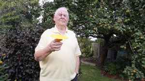 PENSIONER SPENDS £100K ON FAILED INVENTIONS… BUT SAYS HIS 'EUREKA' MOMENT IS COMING [Video]