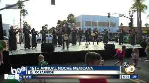 Noche Mexicana event in Oceanside celebrates Mexico's Independence Day [Video]