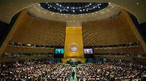 UN General Assembly Features First Summit On Sustainable Development [Video]