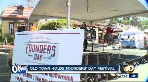 Founders' Day Festival marks 250th anniversary of San Diego [Video]