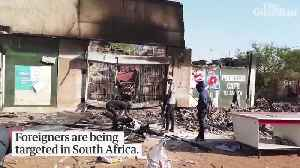 News video: 'No brotherly love': what's behind the wave of hatred towards foreigners in South Africa?
