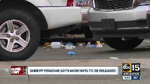 MCSO Sheriff says more info to be released on deputy-involved shooting [Video]