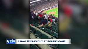 Indians deal with ticketing issues, brawls during Saturday's doubleheader [Video]
