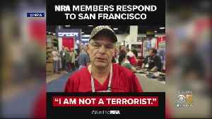 NRA FIGHTS BACK: NRA launches commercial targeting San Francisco after officials call it a terrorist organization [Video]