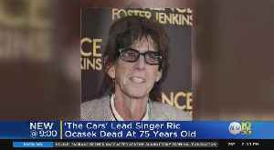 NYPD: 'Cars' Frontman Ocasek Fpound Dead [Video]
