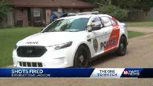 Shots fired in broad daylight in South Jackson [Video]