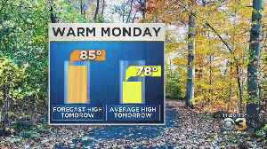 Philadelphia Weather: Warm Start To Work Week [Video]