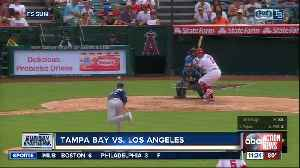 Tampa Bay Rays drop 1 1/2 games back of Oakland Athletics for top AL wild card [Video]