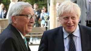 Boris Johnson heads to Luxembourg for key Brexit talks with Juncker [Video]