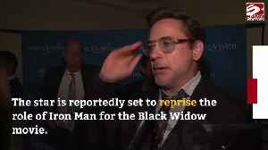 Robert Downey Jr to reprise role of Iron Man? [Video]