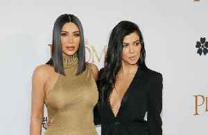 News video: Kourtney Kardashian wanted to skip 40th birthday party after rowing with sister Kim