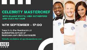 Live From London - Masterchef [Video]
