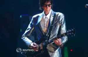 News video: Ric Ocasek, singer for The Cars, dies at 75