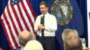 News video: Pete Buttigieg Goes After Sanders/Warren Health Care Plans, Won't Force People to Give Up Private Insurance