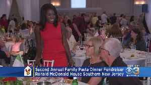 Ronald McDonald House Of Southern New Jersey Holds 2nd Annual Pasta Dinner Fundraiser [Video]