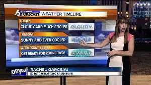 Rachel Garceau's On Your Side forecast 9/16/19 [Video]