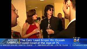 """""""The Cars"""" Front Man Ric Ocasek Has Died [Video]"""