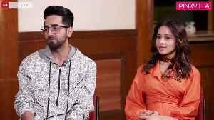 Dream Girl Ayushmann Khurrana and Nushrat Bharucha OPEN UP on depression National Award [Video]
