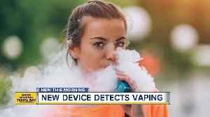 Vapes spiked with illegal drugs show dark side of CBD craze [Video]