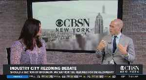 Crain's NY Dan Geiger Shares Insights On Sunset Park's Development Progress, Pains [Video]