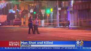 Man Shot To Death Leaves Trail Of Blood In Florence [Video]
