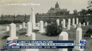 Denver City Council to vote on Loretto Heights plan [Video]