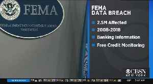 FEMA Warns Possible Data Breach May Affect Superstorm Sandy Victims [Video]