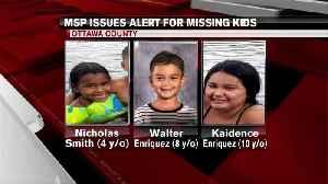 Missing MI children [Video]