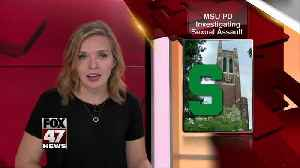 MSU investigating sexual assault [Video]