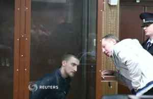 Russia jails novice actor for hurting policeman at protest [Video]