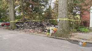 Memorial Growing At Site Of Edgewood House Explosion [Video]