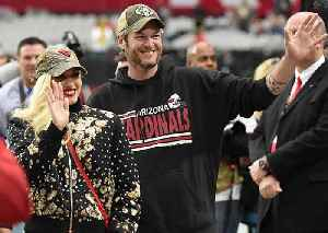 Gwen Stefani and Blake Shelton are 'very much in love' [Video]