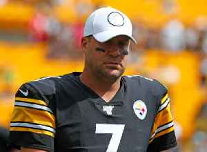 Ben Roethlisberger to Miss Remainder of Season After Elbow Surgery [Video]