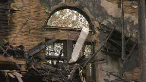 Duluth Man Charged In Synagogue Fire [Video]