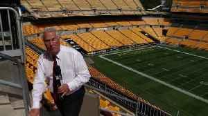 Reporter Update: Jon Delano - Visiting Steelers Fans [Video]