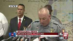 Update in Florida serial killer case [Video]