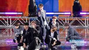 BTS Return to Work After Month-Long Break   Billboard News [Video]