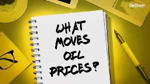 What Determines The Price of Oil? [Video]