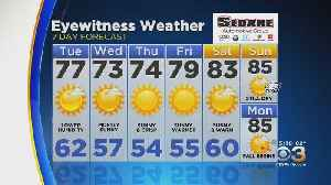 Philadelphia Weather: Feeling Like Fall This Week [Video]