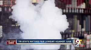 Cincinnatians file suit against Juul amid vaping-related illness outbreak [Video]