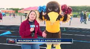 Gold Out Game: Waukesha West at Arrowhead [Video]