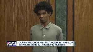 Court records reveal troubled past of teen charged in Dearborn murder [Video]