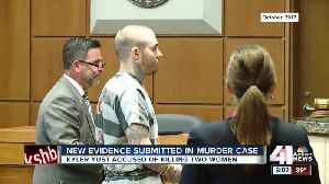 New evidence submitted in Yust case [Video]