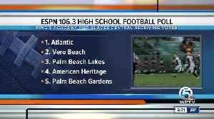ESPN 106.3 Sportscast 9/16 [Video]