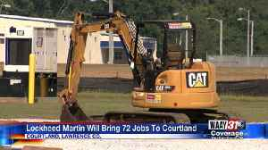 Lockheed Martin announces Huntsville expansion [Video]