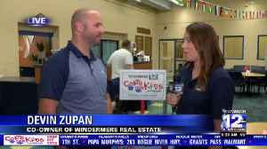 Windermere partners with NewsWatch 12 on Coats for Kids [Video]