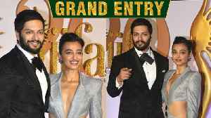 HOSTS Radhika Apte And Ali Fazal GRAND ENTRY | IIFA ROCKS 2019 [Video]
