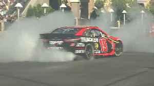 NASCAR Weekend Kicks Off in Las Vegas [Video]